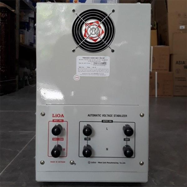 Ổn áp Lioa 15KVA SH-15000 II 3