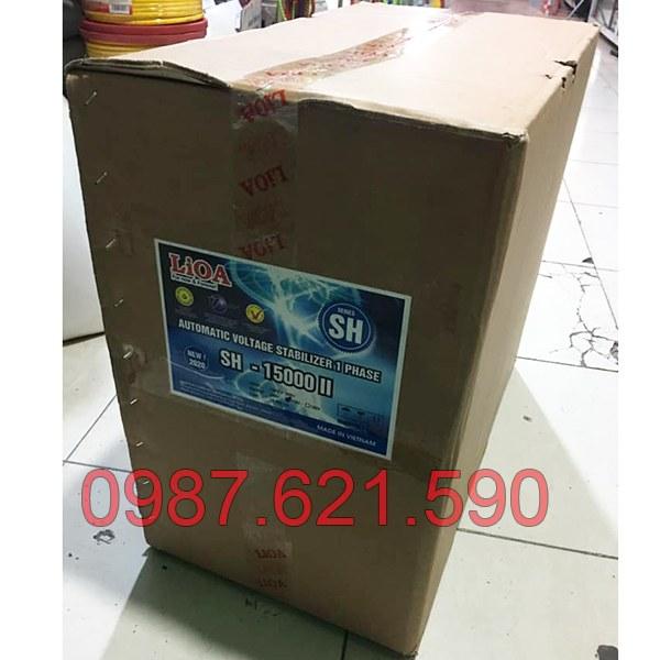 Ổn áp Lioa 15KVA SH-15000 II 4