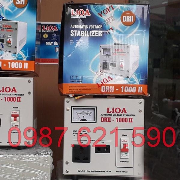 Ổn áp Lioa 1KVA DRII-1000 II 2