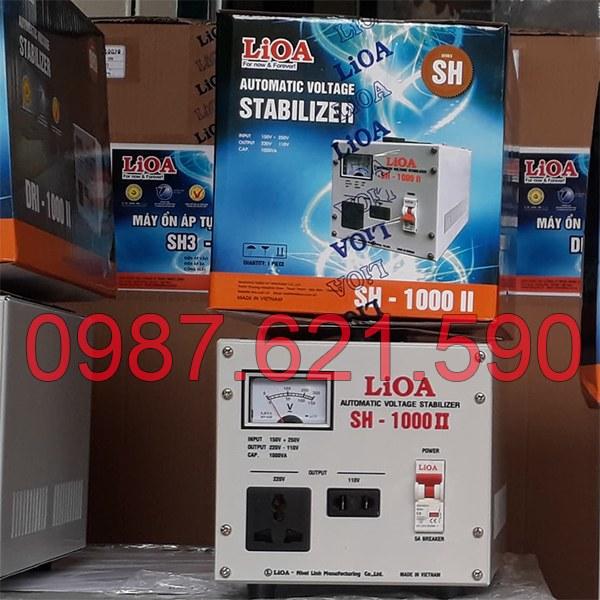 Ổn áp Lioa 1KVA SH-1000 II 2