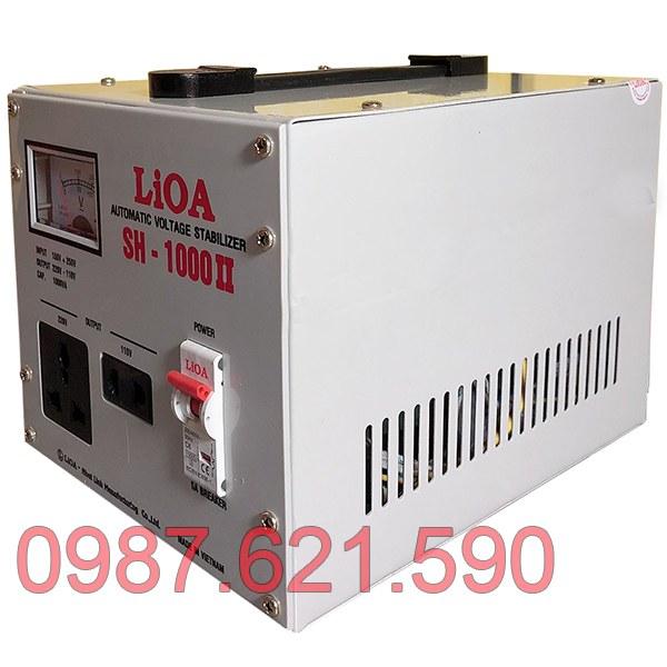 Ổn áp Lioa 1KVA SH-1000 II 4