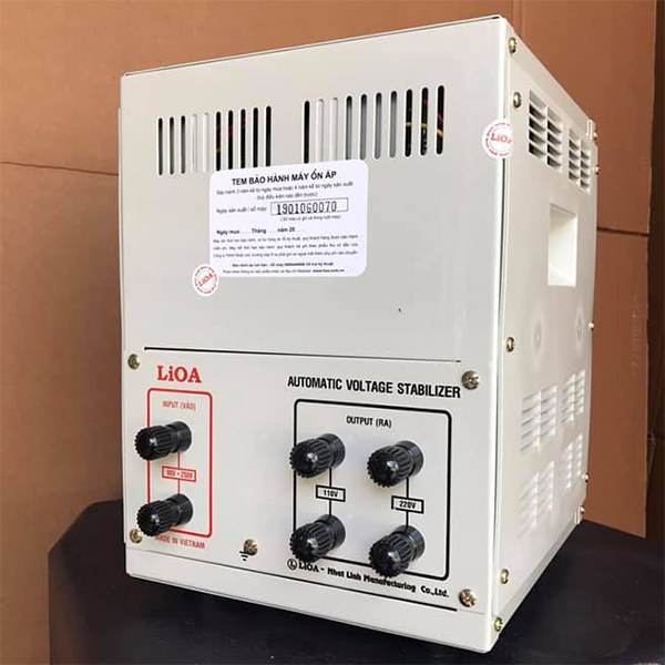 Ổn áp Lioa 3KVA DRII-3000 II 2