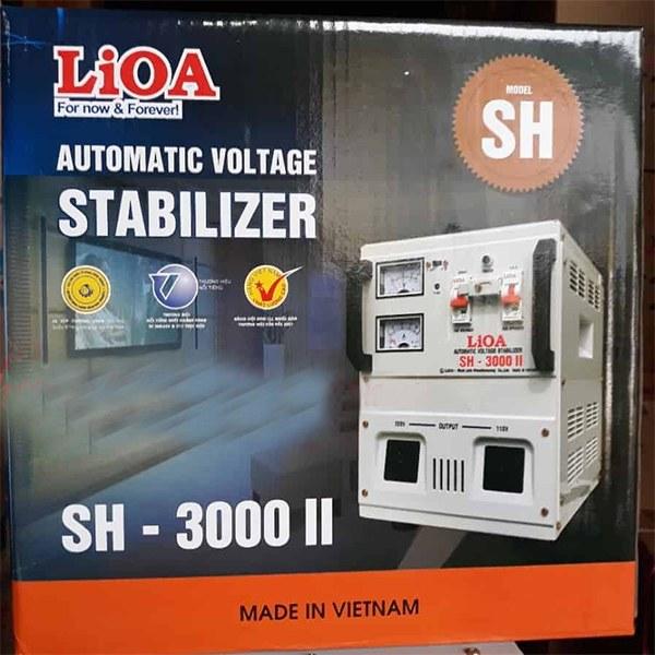 Ổn áp Lioa 3KVA SH-3000 II 2