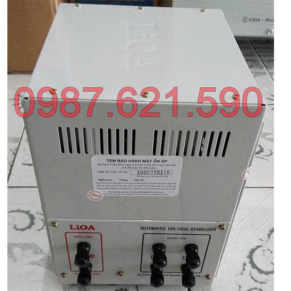 Ổn áp Lioa 3KVA SH-3000 II 3
