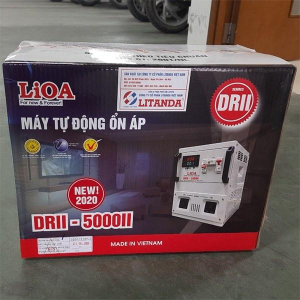 Ổn áp Lioa 5KVA DRII-5000 II 2