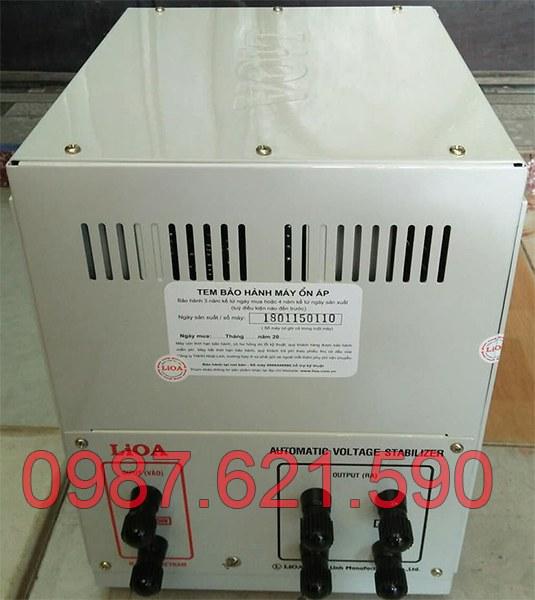 Ổn áp Lioa 5KVA DRII-5000 II 3