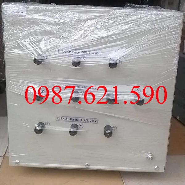 Biến áp 3 pha 380V/ 220V 15KVA 2