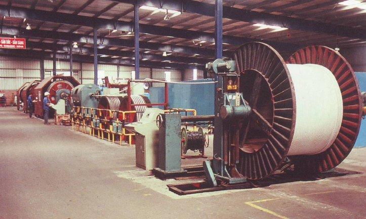 Công ty dây cáp điện Lioa