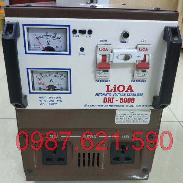 Lioa DRI-5000