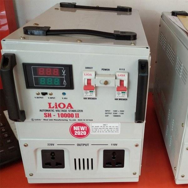 Ổn Áp LiOA 1P SH-10KVA II SH-10000II