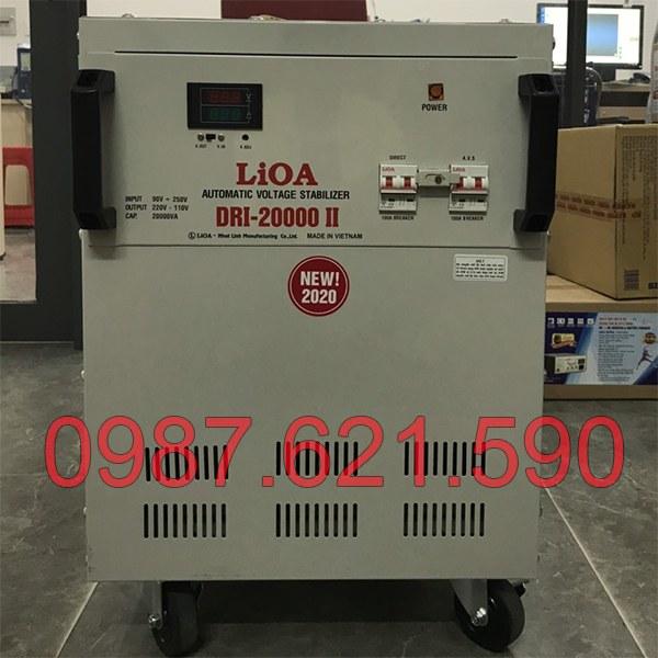 Ổn áp Lioa 20KVA DRI-20000 II