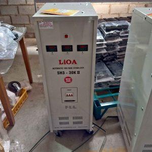 Ổn áp Lioa 30KVA 3 pha SH3-30K II