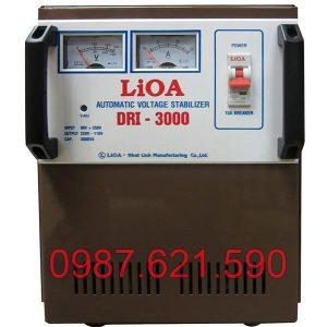 Ổn áp LiOA 3KVA DRI-3000
