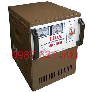 Ổn áp LiOA 3KVA SH-3000