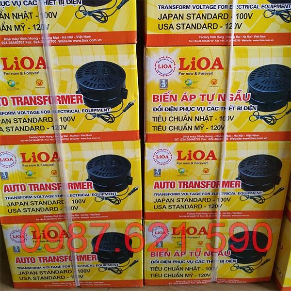 Đổi nguồn LiOA 1000VA 2
