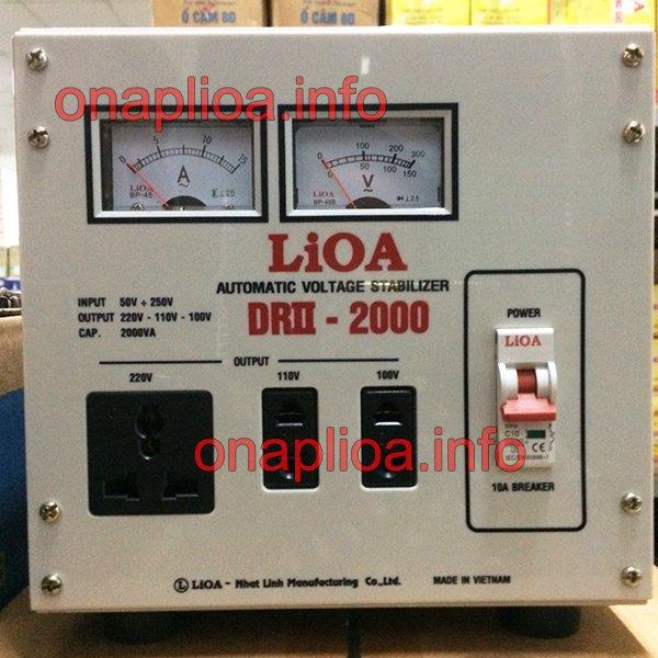 Lioa DRII 2000