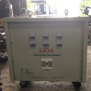 Máy biến áp Lioa 100KVA