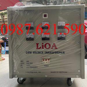 Máy biến áp Lioa 10KVA