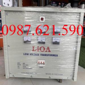 Máy biến áp Lioa 30KVA