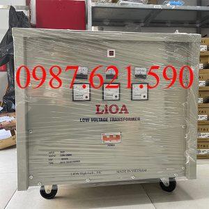 Máy biến áp 50KVA Lioa