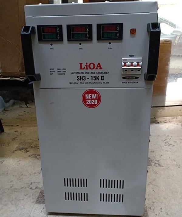 Ổn áp Lioa 15KVA 3 pha SH3-15K II