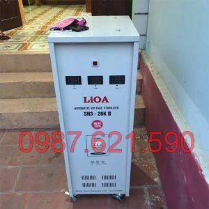 Ổn áp LiOA 20KVA 3 pha SH3-20K II 2