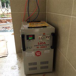 Ổn áp Lioa 20KVA SH-20000 II