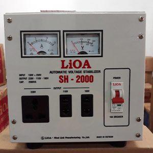 Ổn áp Lioa 2KVA SH-2000 II