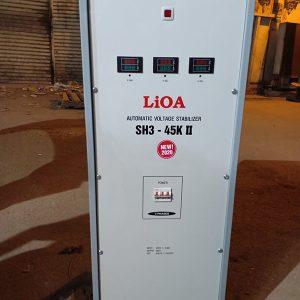 Ổn áp Lioa 45KVA 3 pha SH3-45K II
