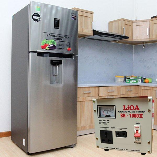 Ổn áp tủ lạnh