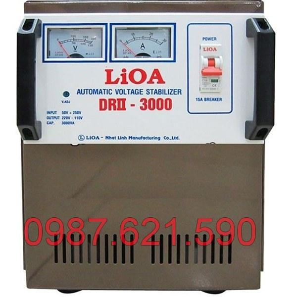 LiOA DRII 3000