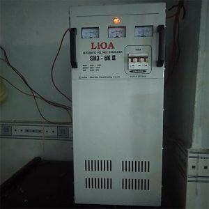 Ổn áp LiOA 6KVA 3 pha SH3-6K II