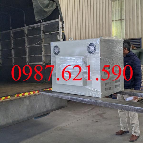 Biến áp 3 pha 380V/ 220V 50KVA 2