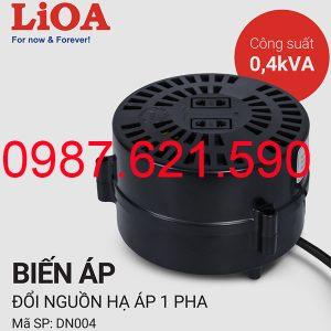 Biến áp tự ngẫu Lioa 400VA