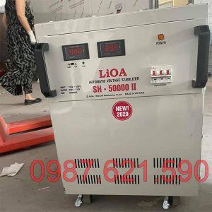 Ổn áp LiOA 50KVA SH-50000 II