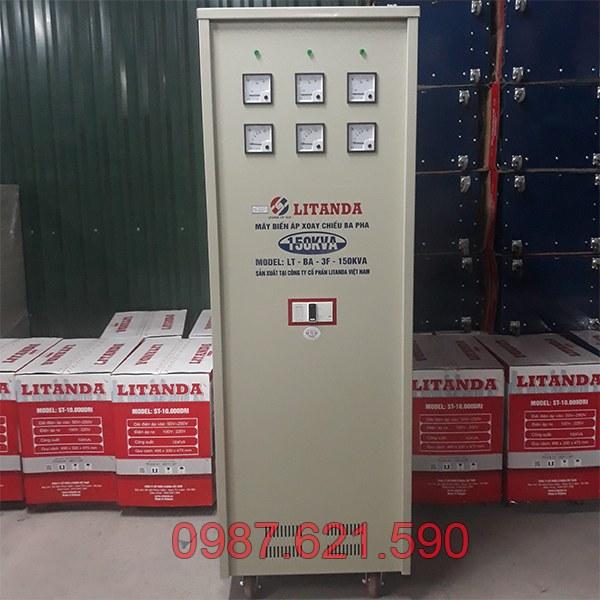 Biến áp 3 pha 380V/ 220V 150KVA
