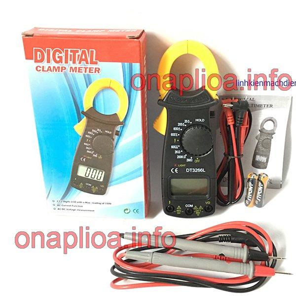 Dụng cụ đo cường độ dòng điện