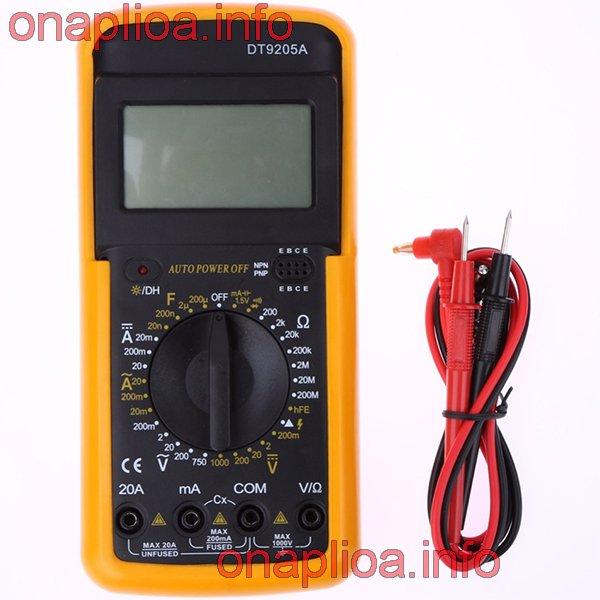 Dụng cụ đo hiệu điện thế