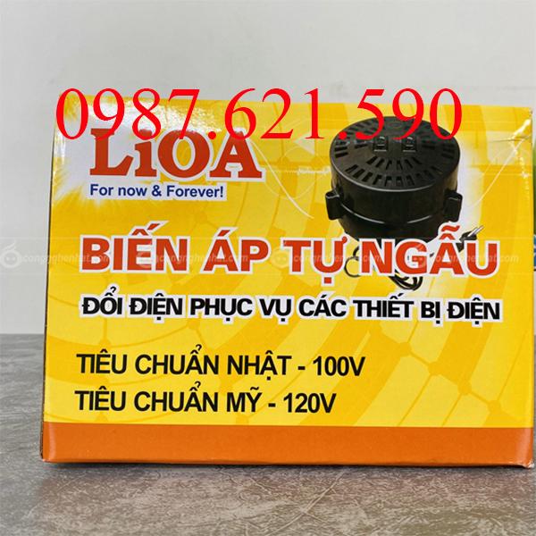 Bộ đổi nguồn 220V sang 110V 2000W 2