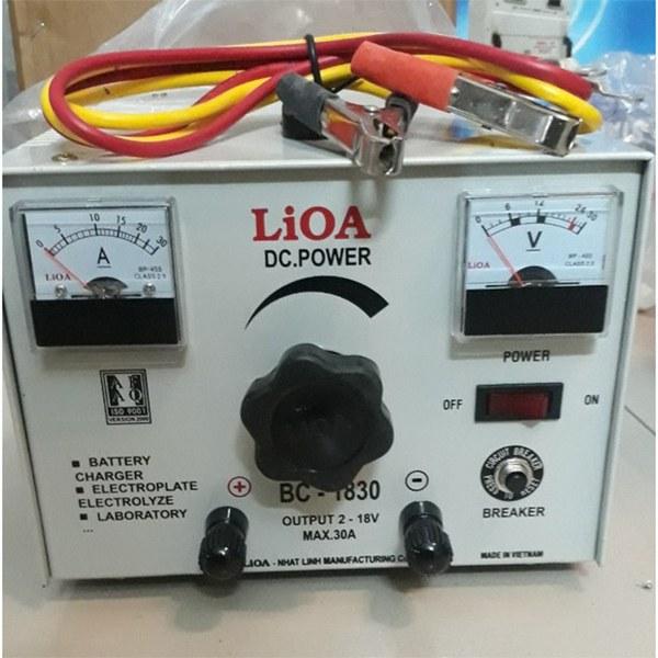 Máy nạp ắc quy LiOA BC-1830 2