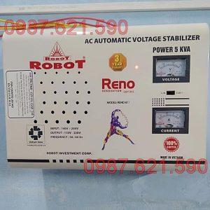 Ổn áp Robot 5KVA treo tường
