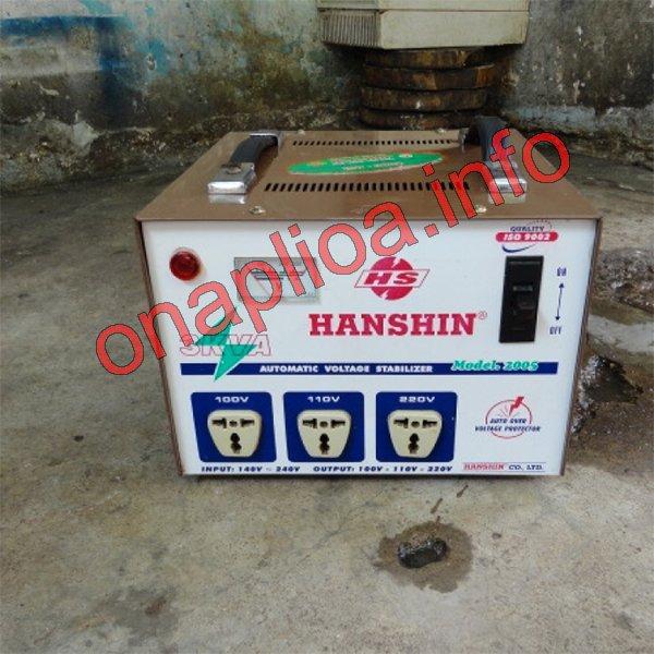 Đánh giá ổn áp Hanshin