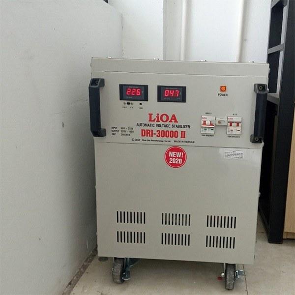 Ổn áp Lioa 30KVA DRI-30000 II