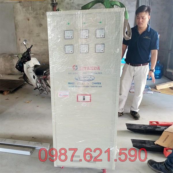 Biến áp 3 pha 380V/ 220V 200KVA 3