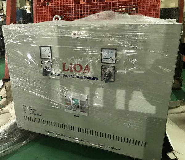 Máy biến áp 200KVA Lioa