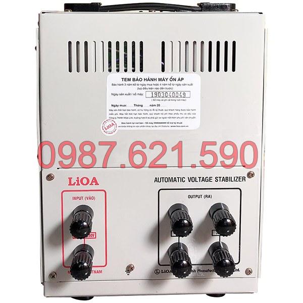 Ổn áp Lioa 10KVA SH-10000 II 2