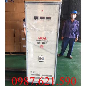 Ổn áp Lioa 60KVA 3 pha DR3-60K II