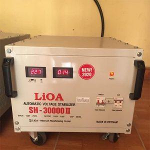 Ổn áp Lioa 30KVA SH-30000 II