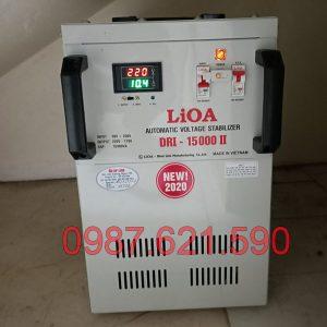 Ổn áp Lioa 15KVA DRI-15000 II