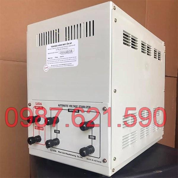 Ổn áp Lioa 5KVA DRI-5000 II 3